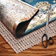 Area Rug Pad Grippers 2x6 - Non-Slip Rug Pad 2x6 Rug Pad Under Rug Non Skid Under Cushions Extra Grip for Hardwood Floor Rug