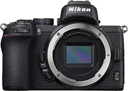 Nikon ミラーレス一眼カメラ Z50 ボディ