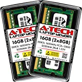 16GB Kit 2X 8GB DDR3L 1600MHz PC3L-12800 Non ECC Unbuffered 1.35V / 1.5V CL11 2Rx8 Dual Rank SODIMM Laptop Notebook 204-Pin M