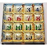 頭を使う脳トレーニングにお勧め 15ゲーム スライドパズル 15パズル