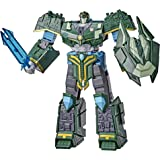 Transformers E7114 Bumblebee Cyberverse Adventures Toys Ultimate Class Iaconus Action Figure, Energon Armor, For Kids Ages 6