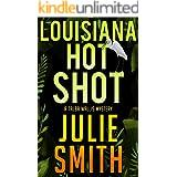 Louisiana Hotshot: A New Orleans Murder Mystery; Talba Wallis #1 (The Talba Wallis PI Series)