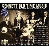 Gennett Old Time Music Var