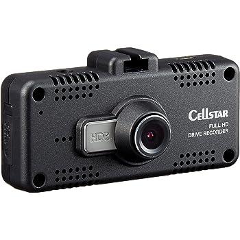 ドラレコ 録画200万画素 超速GPS CSD-570FH 12V/24V 2.4インチ液晶タッチパネル セルスター ドライブレコーダー 日本製/ 30fps 3Gセンサー