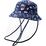 Face Shield Sun Hats Protection Sun Hat for Baby Infant