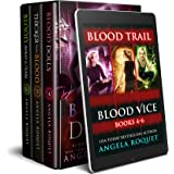 Blood Trail (Blood Vice Books 4-6)