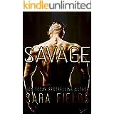 Savage: A Rough Romance (Alpha Brotherhood Book 1)