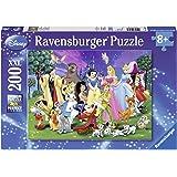 Ravensburger 126989 Disney Favourites Puzzle 200pc,Children's Puzzles