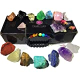 Tesh Care Color Therapy/Premium Crystals and raw Gemstones Collections