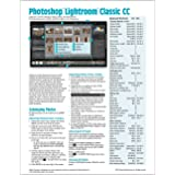 Adobe Photoshop Lightroom CC 2018 Classic Introduction Quick Reference Guide (Cheat Sheet of Instructions Tips & Shortcuts -