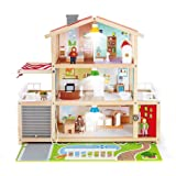 Hape E3405 Doll Family Mansion Toy
