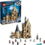 LEGO Harry Potter Hogwarts Clock Tower 75948 Build and Play Tower Set with Harry Potter Minifigures, Popular Harry Potter Gif