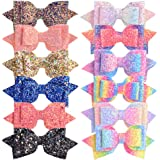 Choicbaby 60pcs Animal Hair Clips for Girls Metal Snap Barrettes Accessories for Baby Girls Toddler Kids Newborn (60PCS)