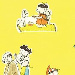 サザエさんの人気壁紙画像 磯野カツオ,フグ田サザエ,磯野波平