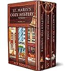 St. Marin's Cozy Mystery Series Box Set - Volume 2: Books 4-6 (St. Marin's Cozy Mystery Box Sets)
