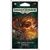 Fantasy Flight Games AHC04 Arkham Horror LCG - The Essex County Express Mythos Pack Card Game
