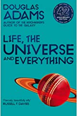 Life, the Universe and Everything: Hitchhiker's Guide to the Galaxy Book 3 Kindle Edition