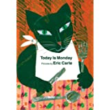 Today Is Monday board book