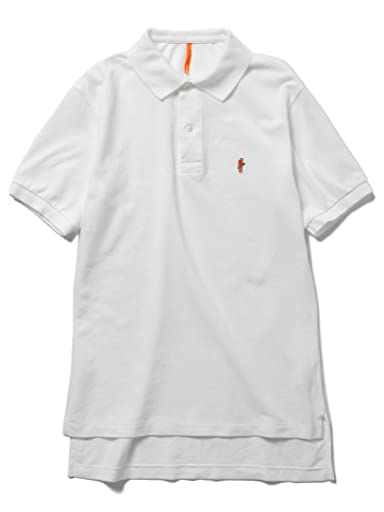 40th Annversary Polo Shirt 11-02-0134-832: White