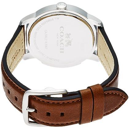 42a9c02ff477 コーチ]COACH 腕時計 ブリーカースリム 14602004 メンズ 【並行輸入品 ...