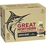 Great Northern Super Crisp Beer 30 x 375mL Cans
