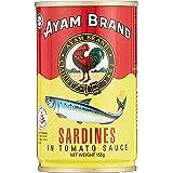 Ayam Brand Sardines in Tomato Sauce, 155g