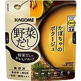 カゴメ 野菜だしのおいしいスープ かぼちゃのポタージュ140g
