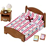 Sylvanian Families 5019 Semi-double Bed,Furniture