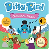 Our Best Interactive Classical Music Book for Babies with Melodies Mozart Beethoven. Educational Musical Toys Ages 1-3. Baby