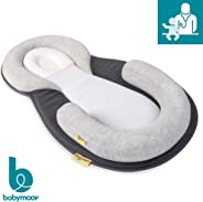 Babymoov Cosydream Premium Newborn Lounger | Ultra-Comfortable Osteopath Designed Nest for Babies (Safest Infant Co Sleeper)