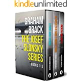 The Josef Slonský Series: Books 1-3 (Sapere Books Boxset Editions)