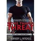 More Than a Threat: A Bodyguard Romance Series