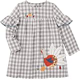 Mud Pie Baby Girls' Turkey Dress
