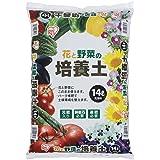 アイリスオーヤマ 培養土 花と野菜の培養土 14L