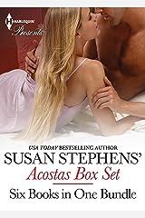Susan Stephens' AcosTAS Bundle - 6 Book Box Set (The Acostas! 2) Kindle Edition
