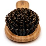 Boar Bristle Hair Brush Set - Designed for Kids, Women and Men. Natural Bristle Brushes Work Best for Thin and Fine Hair, Add