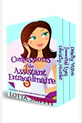 Confessions of the Assistant Extraordinaire: PI Assistant Extraordinaire Bundle, Books 1-3 (PI Assistant Extraordinaire Mystery Bundle: a cozy mystery Book 1) Kindle Edition