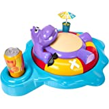 TOMY T72606 Fizzy Dizzy Hippo Action Game