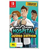Two Point Hospital: JUMBO Edition - Nintendo Switch