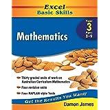 Excel Basic Skills Workbook: Mathematics Year 3
