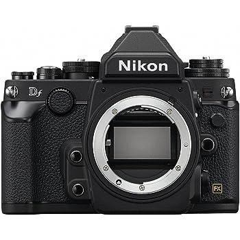Nikon デジタル一眼レフカメラ Df ブラックDFBK