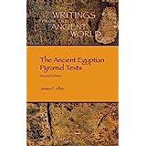 The Ancient Egyptian Pyramid Texts: 38