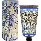 三和トレーディング English Soap Company イングリッシュソープカンパニー KEW GADEN Series キューガーデンシリーズ Luxury Hand Cream ラグジュアリーハンドクリーム Bluebell & Jasmi