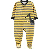 Carter's Little Boys' 1-Piece Construction Poly PJs