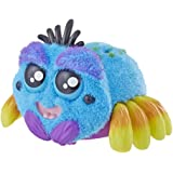 Yellies - Webbington Voice Activated Blue Pet Spider Doll - The Louder You Yell, The Faster They Go - Kids Toys - Ages 5+