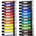 MEEDEN Acrylic Paint Set of 24 Colors/Tubes (12ml/0.4 oz.) Non Toxic Rich Pigments Colors Great for Artist Student, Hobby Pai