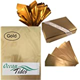 Tissue Paper Gift Wrap Bulk Wrapping 100 200 300 or 500 Sheets 15 x 20 Assorted Black Blue Fuchsia Gold Green Orange Pink Pur