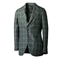 Ring Jacket Wool Silk Linen Jacket