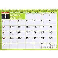 高橋 2021年 カレンダー 卓上 A5 E102 ([カレンダー])