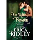 One Night of Passion: A Regency Romance (Wicked Dukes Club Book 3)